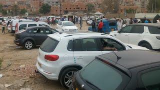 نقل أسعار السيارات مباشرة من سوق القليعة ليوم 25 جوان 2019 ...