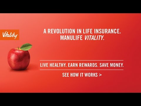 Video: Introducing Manulife Vitality