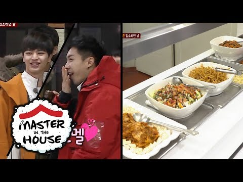 They Follow The Diet of The National Athletes [Master in the House Ep 10]
