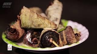 Hành trình ẩm thực Việt Nam | Đến Quy Nhơn thưởng thức hải sản cực tươi ngon | HTV HTATVN