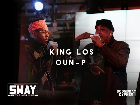 KING LOS & OUN-P 2015 Doomsday Cypher