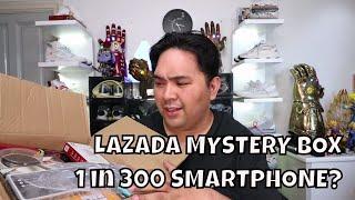 LAZADA SMARTPHONE MYSTERY BOX - SCAM OR LEGIT?
