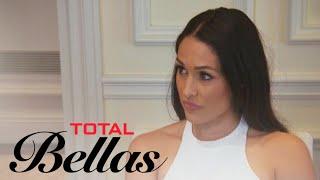 "Nikki Bella Confused by John Cena's ""Today"" Plea | Total Bellas | E!"
