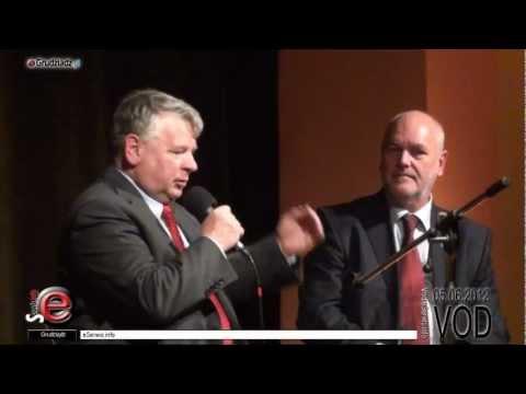 Wizyta Bogdana Borusewicza w Grudziądzu - pełna relacja