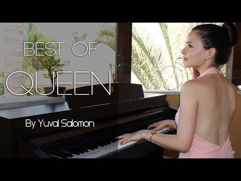 Best of QUEEN   Piano Medley by Yuval Salomon