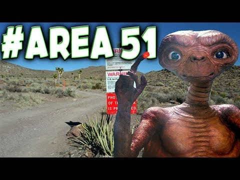 'Storm Area 51' The Internet Wants To Find Aliens