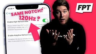 iPhone 12 - HERE YOU GO! Real HANDS ON video! 120hz, LiDAR, camera settings, more! EXCLUSIVE LEAKS!