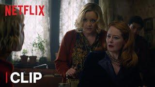 Chilling Adventures of Sabrina   Clip: Postpone the Baptism [HD]   Netflix