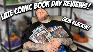 New COMIC BOOK DAY Reviews 4/7/21 KING in BLACK Finale | VENOM | MAGIC the GATHERING