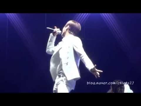 150322 신화 콘서트 신혜성(Shin Hye Sung) T.O.P