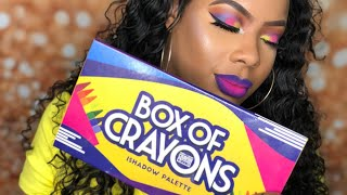 Colorful Eye For Beginners| Crayon Case