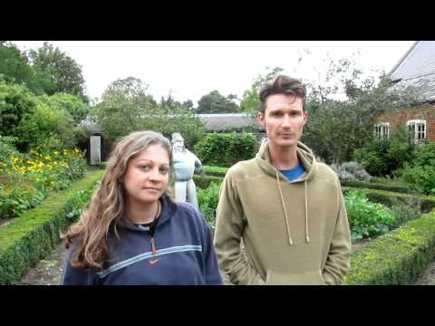 Norfolk Master Gardeners Natalie and Paul