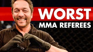 10 Worst Referees in MMA