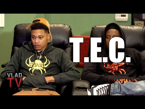 T.E.C. Says He Thought Lil Wayne was a Fake Blood at First