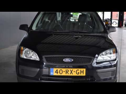 Ford Focus Wagon 1.6-16V CHAMPION Airco Cruise control Nieuwe