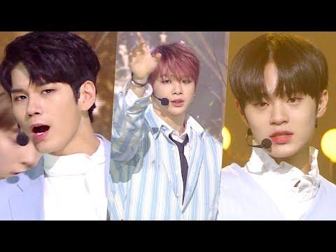 Wanna One - Spring Breezeㅣ워너원 - 봄바람 [SBS Inkigayo Ep 983]
