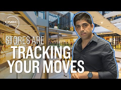 Stores Are Starting to Track Your Every Move | CNBC Reports