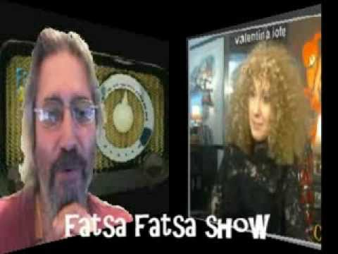 Valentina Iofe Interview on Fatsa Fatsa Tv Show hosted by Kim Nicolaou Part 6