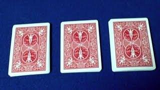 The Final 3 - Amazing Math Card Trick