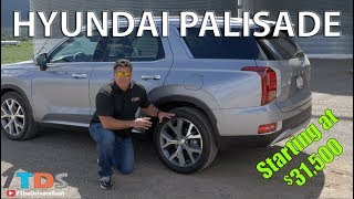 2020 Hyundai Palisade Review and First Drive