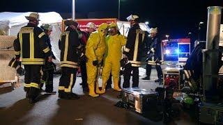 NRWspot.de | Schwelbrand in Biomassenkraftwerkanlage – 120 Feuerwehrleute im Einsatz
