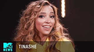 Tinashe on Her 'Joyride' Album, Working w/ Offset of Migos & More! | MTV News