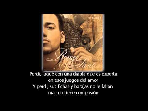 Romeo Santos - La Diabla (lyric - letra)