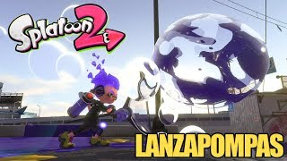 LANZAPOMPAS - Splatoon 2