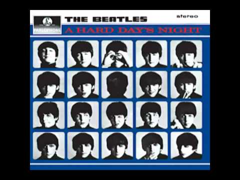 The Beatles - A Hard Day's Night (Full Album) - 1964