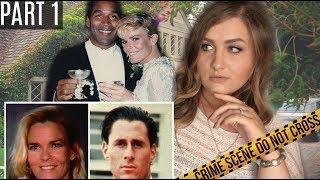 OJ SIMPSON: The Case of Nicole Brown Simpson and Ron Goldman?! Part 1
