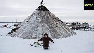 Bộ Tộc Bí Ẩn - Bộ Tộc Du Mục Ăn Thịt Tuần Lộc Sống Ở Bắc Cực