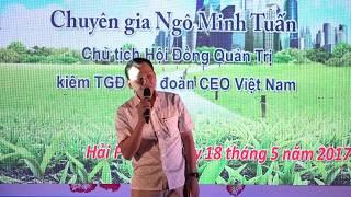 Ngô Minh Tuấn - Đường đến thành công