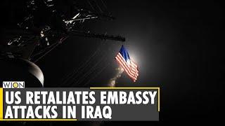 US bombs facilities in Syria | Joe Biden | Iraq embassy attack | US airstrike | English News | WION