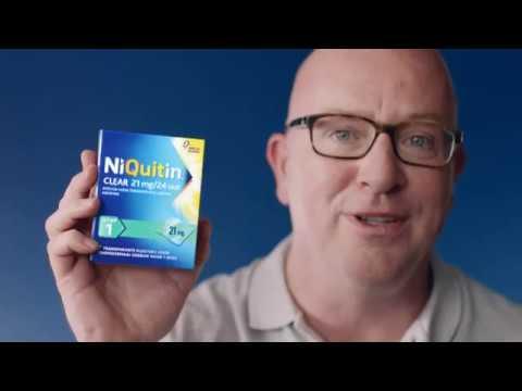 NIQUITIN Verdubbelt jouw kans om te stoppen met roken