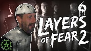 THE MANNEQUINNS MOVE - Layers of Fear 2 (Part 6) | Let's Watch