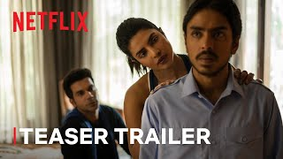 The White Tiger | Official Teaser Trailer | Netflix