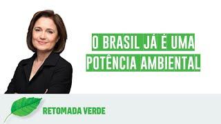 MIX PALESTRAS l  Brasil tem uma condição ambiental que nenhum outro país tem l Marina Grossi