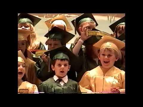 NAC Kindergarten Graduation  June 2004
