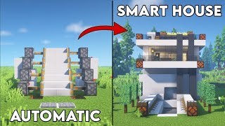 Minecraft | 5+ Simple Redstone Builds