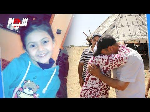 أول خروج إعلامي لوالد الطفلة هبة التي ماتت حرقا أمام أعين ساكنة سيدي علال البحراوي