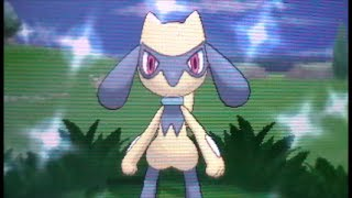 (1st Live on YT + 1K Sub Special!) Shiny Riolu! (LIVE! + Mega Evolution!) After 1,091 RE's! Pokemon