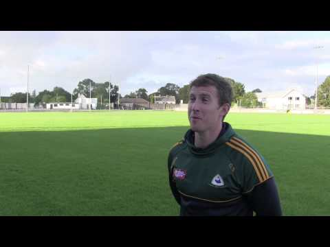 Gary Sice explains what it's like to win an All Ireland Club Championship