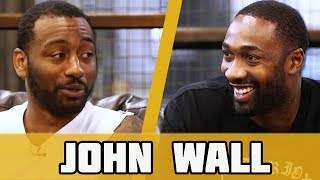 Houston Rockets Point Guard, John Wall, Is READY For Next Season | No Chill with Gilbert Arenas