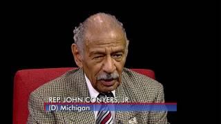 John James Conyers Jr. U.S. Representative for Michigan's 13th congressional district.