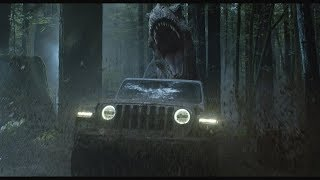 Official Jeep Super Bowl Commercial | Jeep Jurassic