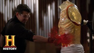 Forged in Fire: BLACKBEARD'S CUTLASS ATTACKS THE FINAL ROUND (Season 6)   History