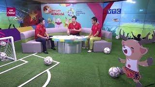 Bình luận sau trận đấu | Việt Nam - Syria trận đấu đầy cảm xúc| Asiad 2018 | BLV Quang Huy