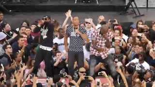 Ludacris - Move Bitch (Get Out the Way) Live in Hollywood (4/1/15) Furious 7 Takes Over REVOLT Live