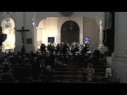 Orquesta Esteban Sánchez. Obertura Las Bodas de Fígaro. W. A. Mozart