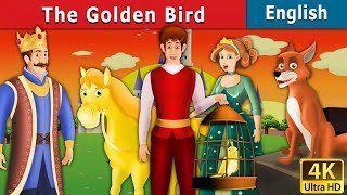 Golden Bird in English | Story | English Fairy Tales